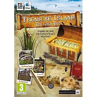 Treasure Island The Gold-bug (PC DVD)-ny