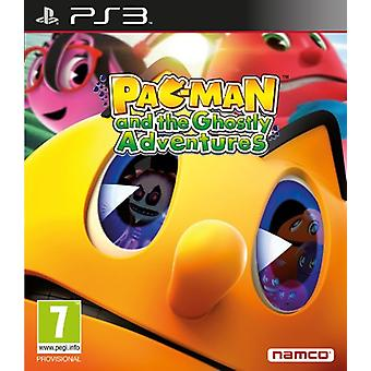 Pac-Man og ghostly Adventures HD (PS3)-nyt