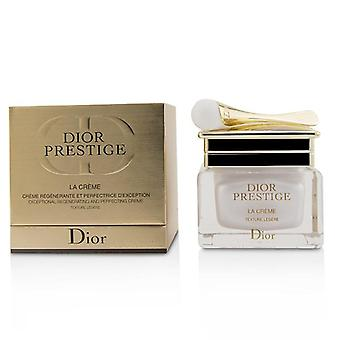 Christian Dior Dior Prestige La Creme Exceptional Regenerating And Perfecting Light Creme - 50ml/1.8oz