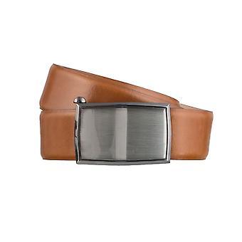 LLOYD Men's Belts Gürtel Herrengürtel Ledergürtel Cognac 3155