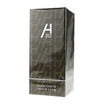 Alford & Hoff 'Alford & Hoff' Eau De Toilette 3.4 oz/100 ml nuovo In scatola