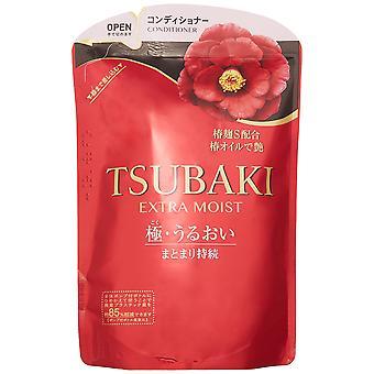 Extra di Tsubaki Shampoo umido Refill Pack 345ml