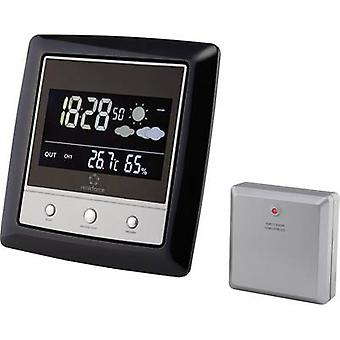 Renkforce KL4931 Wireless digital weather station Forecasts for 12 to 24 hours