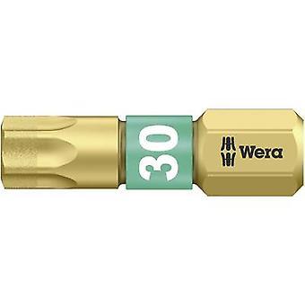 Wera 867/1 BDC TX30X25 05 066108 001 Torx bit T 30 Outil en acier alliage, DLC enduit D 6,3 1 pc(s)