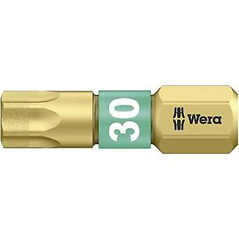 Wera 867/1 BDC TX30X25 05 066108 001 Torx bit T 30 Utensile in lega, DLC rivestito D 6.3 1 pc