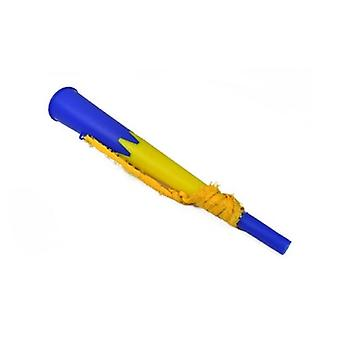 Union Jack Wear Blue & Yellow Horn