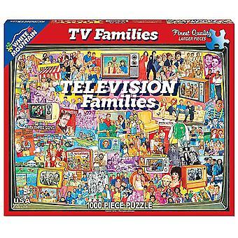 TV Familien 1000 Puzzle Puzzle-760 X 610 Mm