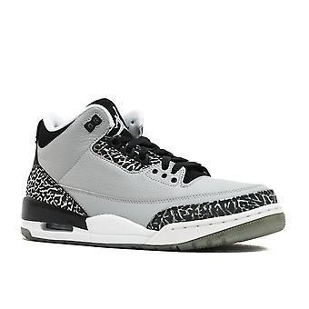 Air Jordan 3 Retro 'Wolf Grey' - 136064-004 - Shoes