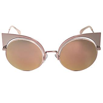 Fendi Eyeshine Cat Eye Sunglasses FF0177S Z5D 0J 53