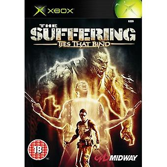 De lijdende banden die binden (Xbox)-nieuw