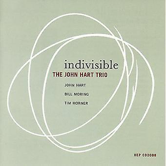 John Hart Trio - Indivisible [CD] USA import