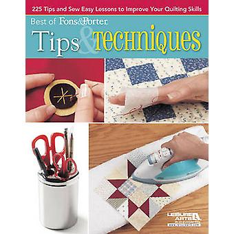 Tips & Techniques by Crafts Media - 9781609003760 Book