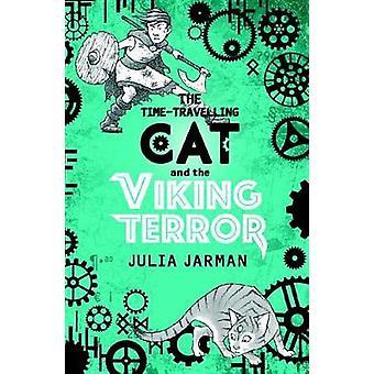 القط وقت السفر والرعب فايكنغ بجوليا جارمن-97817