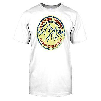 Júpiter Mining Corporation - camiseta para hombre divertido
