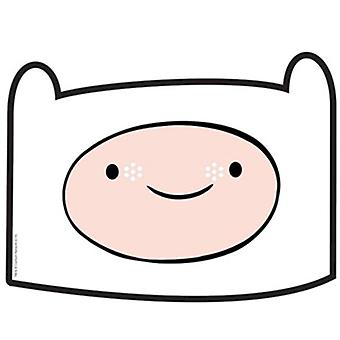 Finn Adventure Time Party Card Fancy Dress Mask (Single)