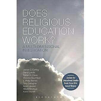 Educação religiosa funciona?