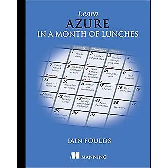 Apprendre Azure dans un mois de déjeuners
