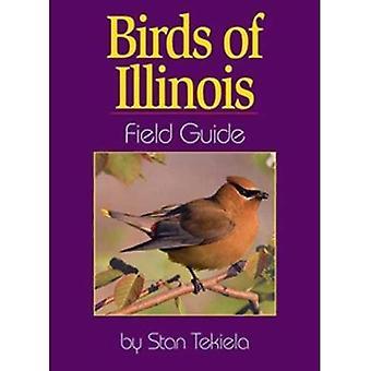 Vogels van Illinois (veld gidsen)