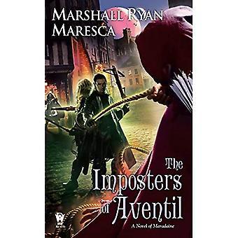 Bedragare av Aventil (Maradaine romaner)