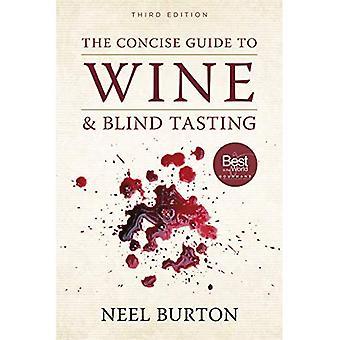 Den kortfattade Guide till vin och Blind vinprovning, tredje upplagan