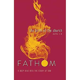 Fathom Bible Studies: The Birth of the Church Student Journal: A Deep Dive Into the Story of God (Fathom Bible Studies)