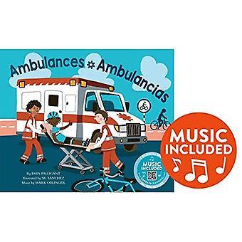 Ambulances / Ambulancias (Machines! / las M quinas!)