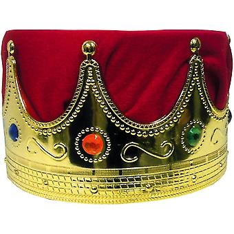 Crown Kings With Red Turban For All