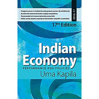 Indian Economy - Performance and Policies by Uma Kapila - 978933270376