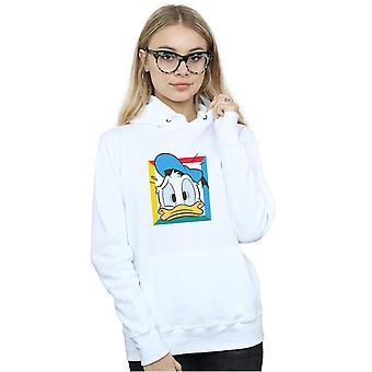 Disney kvinnors Donald Duck panik Hoodie