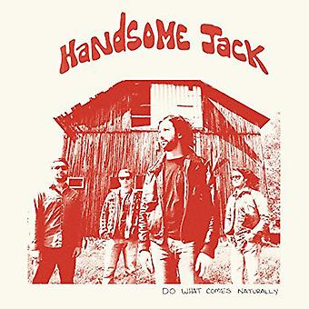 Handsome Jack - Do What Comes Naturally [CD] USA import
