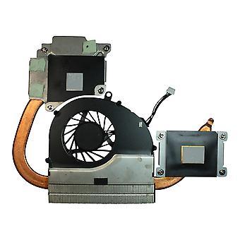 HP 644514-001 riippumaton näytön ohjain versio korvaaminen laptop tuuletin jäähdytys elementti