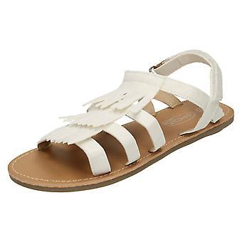 Piger Spot på Sandal med Tassles H0188