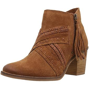 Naughty Monkey Womens noah Closed Toe Ankle Fashion Boots