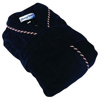 בלבד של לונדון ארל כותנה ההלבשה שמלת ומטה-חיל הים