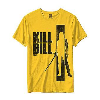 Άνδρες ' s σκοτώσει λογαριασμό κίτρινο σιλουέτα χαλαρό Fit T-shirt