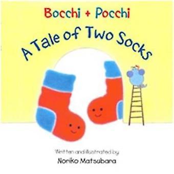 A Tale of Two Socks - Bocchi and Pocchi by Noriko Matsubara - 97809573