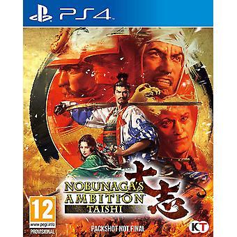 Nobunaga ' s Ambition Taishi PS4 játék