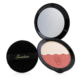 Guerlain Two Tone Blush (blush & Highlighter) - # 03 Soft Coral - 6.5g/0.22oz