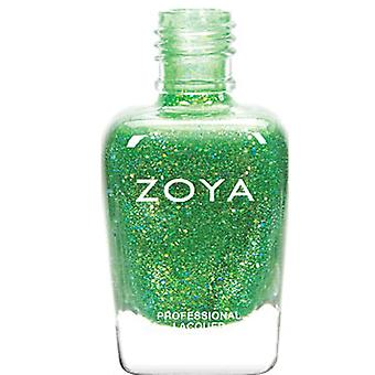 Zoya Nail Polish Bubbly Summer Holographic Jellies Collection - Stassi 14ml (ZP736)