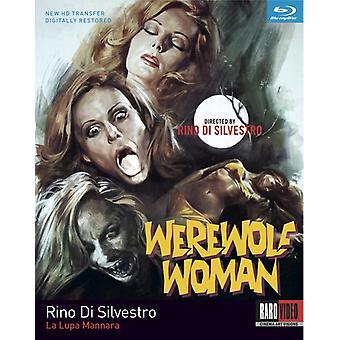 Werewolf Woman [BLU-RAY] USA import