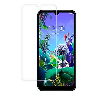 LG K50/Q60 Gehärtetes Glas Bildschirm schutz