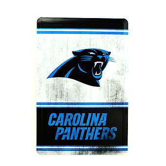 Carolina Panthers NFL-laget logo typ Tin Sign