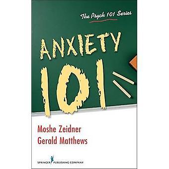 Ångest 101 av Moshe Zeidner - 9780826104885 Bok