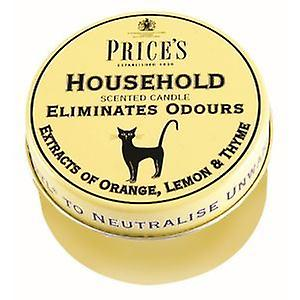 Household Candle by Prices 25hr Drum