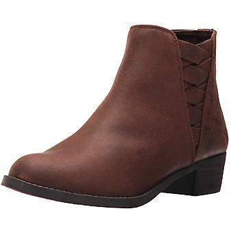 Carlos by Carlos Santana Womens Bert Fabric Almond Toe Ankle Fashion Boots