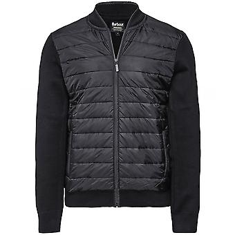 Barbour International Zip-Through Baffle Jacket