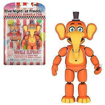 Five Nights at Freddy's Pizza Sim Orville Elephant Figure