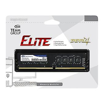 Team Group Ddr4 2400 MHz Pc4 19200 16Gb DIMM 16 16 16 39 1V Elite