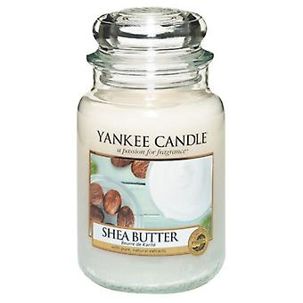 Yankee Candle Classic Large Jar Shea Butter Bougie 623g