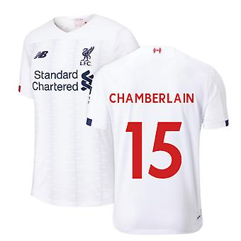 2019-2020 Liverpool Away Maillot de football (Chamberlain 15)